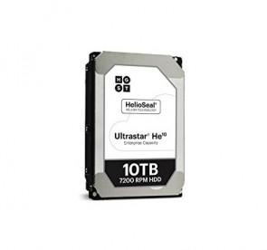 0F27606 - Western Digital He10 10TB 7200RPM SATA 6GB/s 256MB Cache (SE / 512e) 3.5-inch Hard Drive