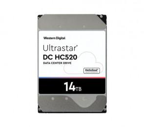 0F31284 - Western Digital Ultrastar DC HC530 14TB 7200RPM SATA 6GB/s 512MB Cache (SE / 512e) 3.5-inch Hard Drive