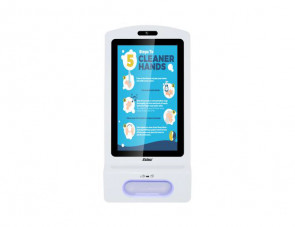 RCS-220SDCTAZ-PCAP - Hand Sanitizer Android LCD Display with 10 point PCAP touch