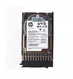 HP - 507127-B21 300GB 10000RPM SAS 6Gb/s 2.5-inch Dual Port Hard Drive