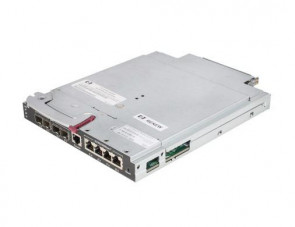 HP - 6125G/XG 8-Port 4 x 10/100/1000 + 4 x Gigabit SFP / 10 Gigabit SFP+ Ethernet Blade Switch