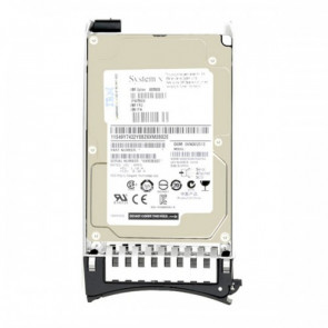 IBM - 81Y9690 1TB 7200RPM 6GB/s NL SAS 2.5-inch SFF Hot Swapable Hard Drive with Tray