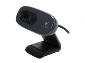 960-000999 - Logitech C270 HD Webcam with Microphone