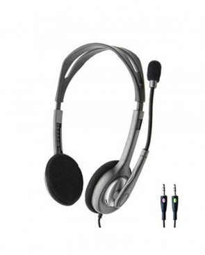 981-000472 - Logitech H110 Wired Stereo Headset