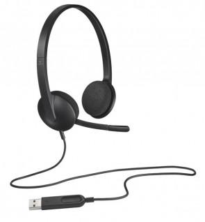 981-000509 - Logitech H340 USB Headset