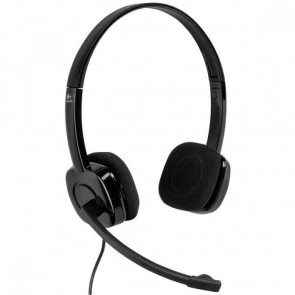 981-000590 - Logitech H151 Stereo Headset with Noise-Cancelling Mic