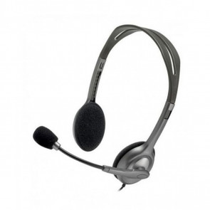 981-000594 - Logitech H111 Stereo Headset with Adjustable Headband