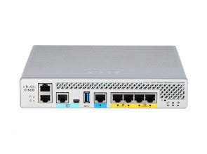 Cisco - AIR-CT2504-5-K9 WLAN Controller