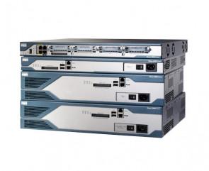 Cisco - Router ISR 2800  C2821-VSEC-CUBE/K9