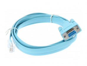 Cisco - CAB-CONSOLE-RJ45 Serial Cable
