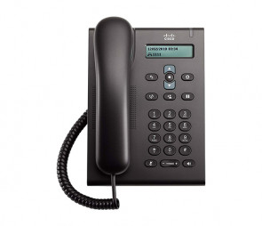 CP-3905= Cisco 3905 Unified SIP LCD Display Monochrome VOIP Phone