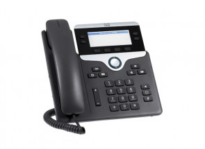 Cisco - CP-7841-3PW-NA-K9= 7800 IP Phone