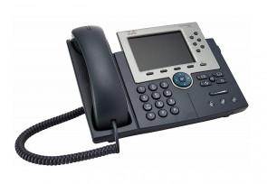 Cisco - CP-7925G-PC-CH1-K9 7900 IP Phone