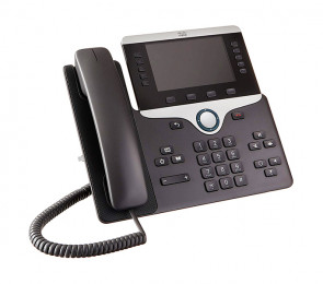 CP-8851-K9= Cisco 8851 ABS Plastic VoIP Phone