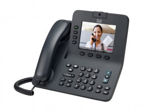 Cisco - CP-8961-WL-K9 8900 IP Phone
