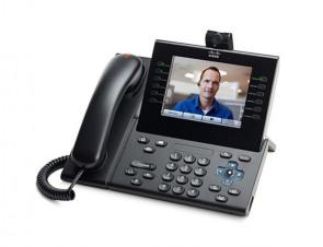 Cisco - CP-9951-WL-CAM-K9 9900 IP Phone