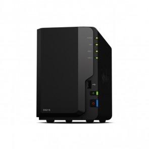 DS218 - Synology DiskStation SAN/NAS Storage System