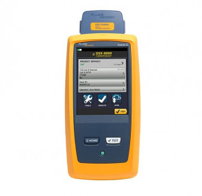 Fluke Networks DSX2-8000 INT 2 GHz DSX-8000 Wi-Fi enabled Cat 8 Cable Analyzer