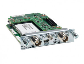 Cisco - EHWIC-4ESG Four port Ethernet switch interface card