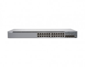 Juniper - EX2300-24T-TAA - 24-port PoE+ Ethernet Switch with 4 SFP/SFP+ Uplink Ports
