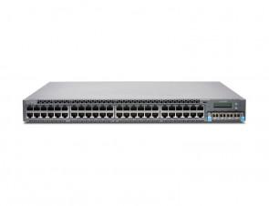 Juniper - EX4300-48P - 48-port 10/100/1000BaseT PoE-plus Ethernet Switch