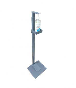 TPS02 - Touchless Pedal activated Sanitizer
