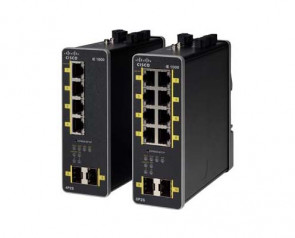 Cisco - IE-2000U-4TS-G - Industrial Ethernet 2000 Switches