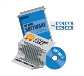 Cisco - L-ASACSC10-500UP1Y= ASA 5500 Content Security License