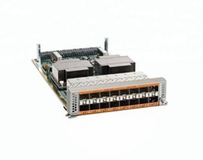 Cisco - N55-M16UP= Nexus 5000 Switch Module