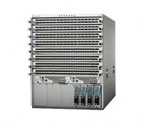 Cisco - N9K-C93108TC-FX - Nexus 9000 Series