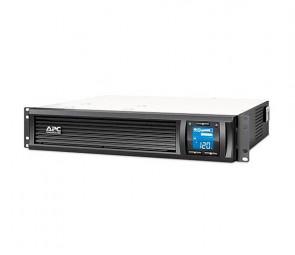 APC SMC1500I-2U Smart-UPS C 1500VA LCD RM 2U 230V UPS