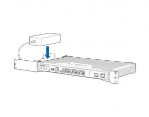 Juniper - SRX320-RMK1 - SRX300 Rack Mount Kit with Power Supply Adapter Tray