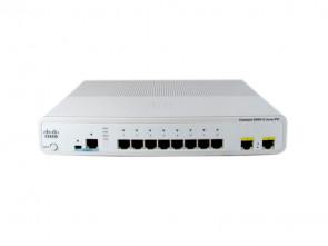 Cisco - WS-C2960CPD-8TT-L Catalyst 2960-C Series FE Switch
