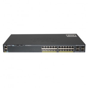 Cisco - WS-C2960X-24TS-L Catalyst 2960-X Switch
