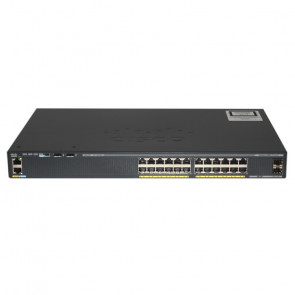 Cisco - WS-C2960X-24TS-LL Catalyst 2960-X Switch