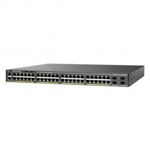 Cisco - WS-C2960XR-48FPS-I Catalyst 2960-XR Series Switches