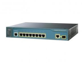 Cisco - WS-C3560E-48TD-E Catalyst 3560-E Series Switch