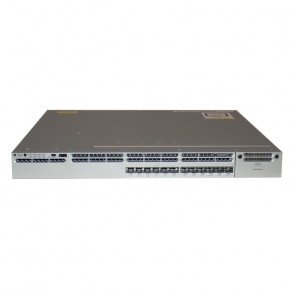 Cisco - WS-C3850-12S-S Catalyst 3850 Switch