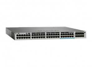 Cisco - WS-C3850-24UW-S Catalyst 3850 Switch