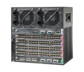 Cisco - WS-C4503-E-S2+48V 4500 Switch