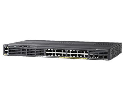 Catalyst 2960-X/XR Series Switches