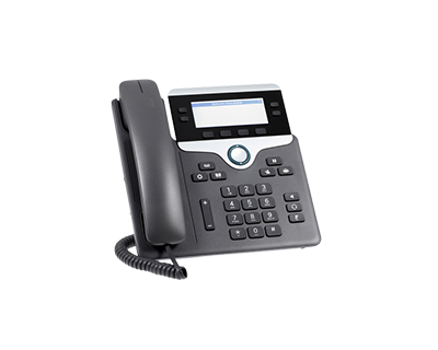 7800 Series IP Phones