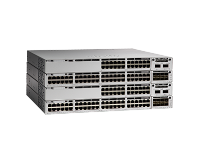 Catalyst 9300 Series Switches
